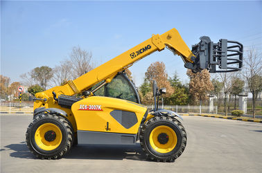 China Teleskopisches Telehandler Gabelstapler Confortable XC6-3007 forklength 1200mm mit Deutz-Maschine usine